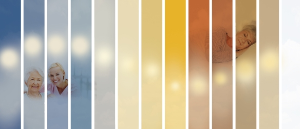 Halcyon Sunrise to Sunset v3b - Clean Strip TALL - CENTRE - Care Patients RGB
